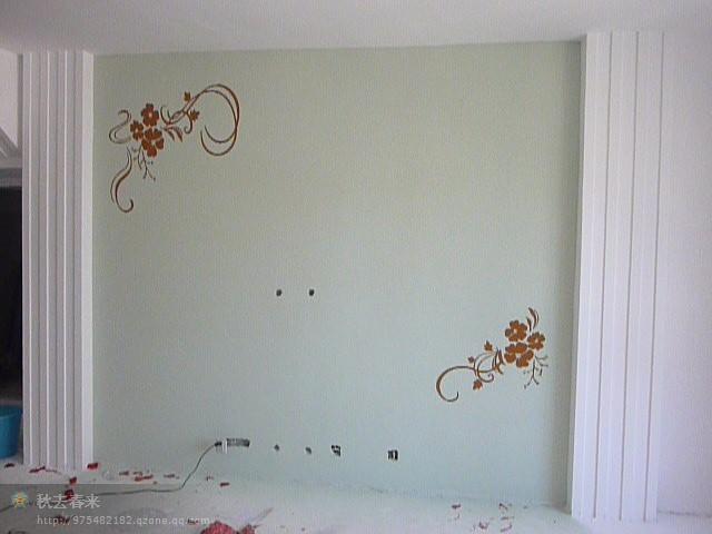 案例介绍 产品展示     青花瓷  客厅系列  卧室  绿森林硅藻泥  荣誉