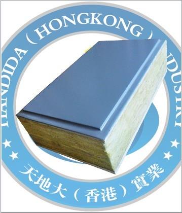 TDD-A级防火保温装饰一体板
