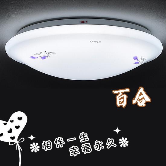 卧室灯-LED百合系列
