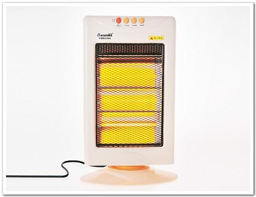 宝尔玛取暖器 卤素取暖器 电暖器 暖风机FG12-B11现货