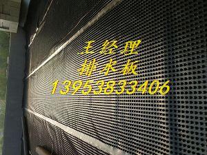 高韧性蓄排水板((高密度聚乙烯排水板【土工布
