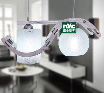 雷士照明餐厅灯-餐吊灯- 两头吊线灯