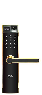 八佰智能锁业WATCHDOG_D809F系列家用智能指纹锁