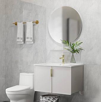 九牧美颜镜浴室柜A2278