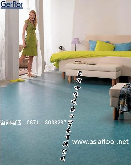 云南 美宝琳150卷材 云南PVC地板价格 云南塑胶地板品牌