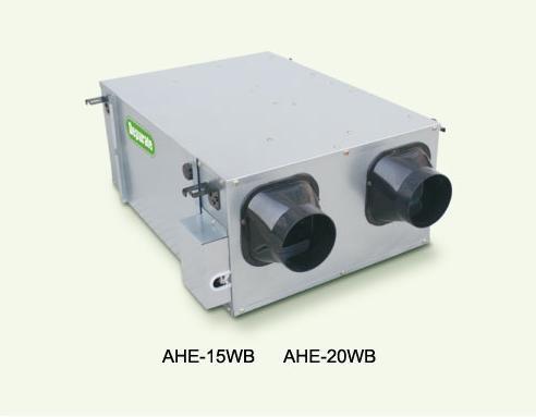 200风量热回收中央新风换气机(新风全热交换器)